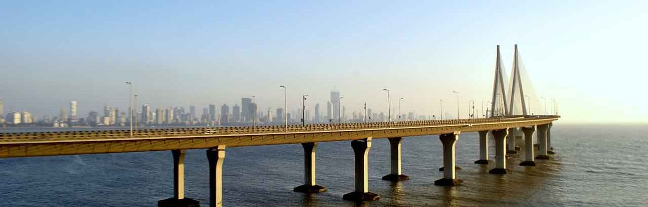 Mumbai Slider Image Sea Link